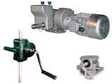 Electric gearboxes